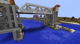Moving Harbour Bridge Minecraft Map & Project