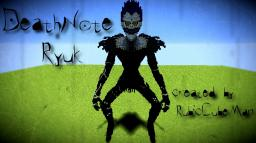 DeathNote Ryuk Minecraft Map & Project