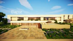 Elapse  TCS  a modern home Minecraft Map & Project