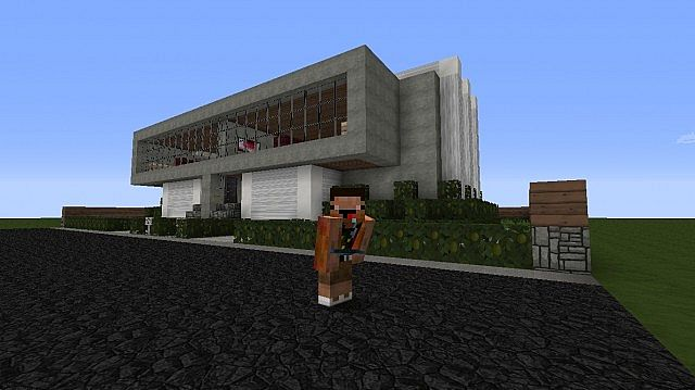 Twindo modern duplex jokersbane minecraft project for Duplex project