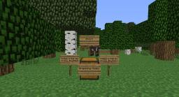 Grappling Hook Minecraft Map & Project