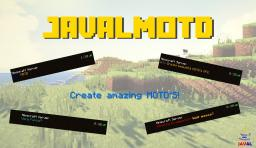 JavalMOTD / Pimp your server MOTD! / 1.7.2+ Compatible / Bukkit Plugin Minecraft Mod