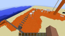 the awesome lava map (parker/race) Minecraft Map & Project