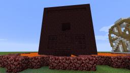 Hell Temple Schematic Minecraft Map & Project