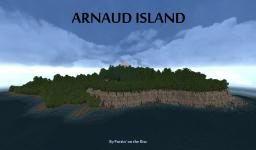Arnaud Island - Island Map Minecraft Map & Project