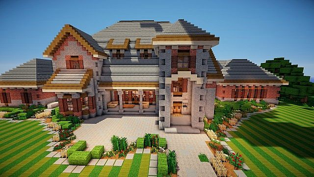 French Country Mansion TBS WoK Minecraft Project - Dining Room Collections