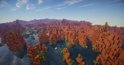 "Mars Alive ""Big"" Minecraft Map & Project"