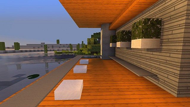 Sigma a concept home minecraft project for Balcony concept