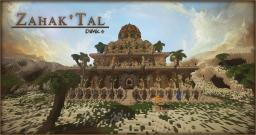 Zahak'Tal Minecraft Map & Project