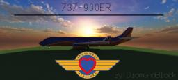 737-900ER Minecraft Map & Project