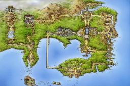 Kanto Region Minecraft Map & Project