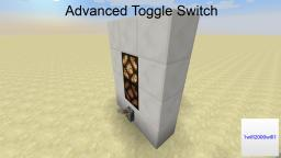 Advanced Toggle Switch Minecraft Map & Project