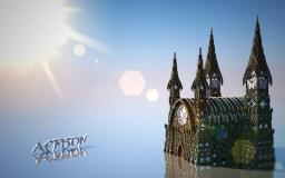 Aergon - Cathedral Minecraft Project
