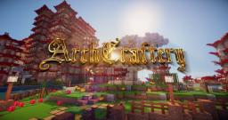 ArchCraftery Traditional Minecraft Texture Pack