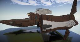 The Bebop- Cowboy BeBop Minecraft Project