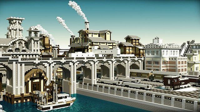 Industrial Craft  Resource Pack