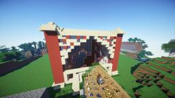 Performing Arts Center Minecraft Map & Project