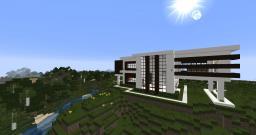 Modern House III Minecraft Project