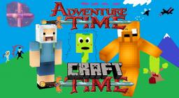 AdventureTime: CraftTime! Minecraft Map & Project