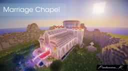 Modern/Medieval Marriage Chapel Minecraft Project