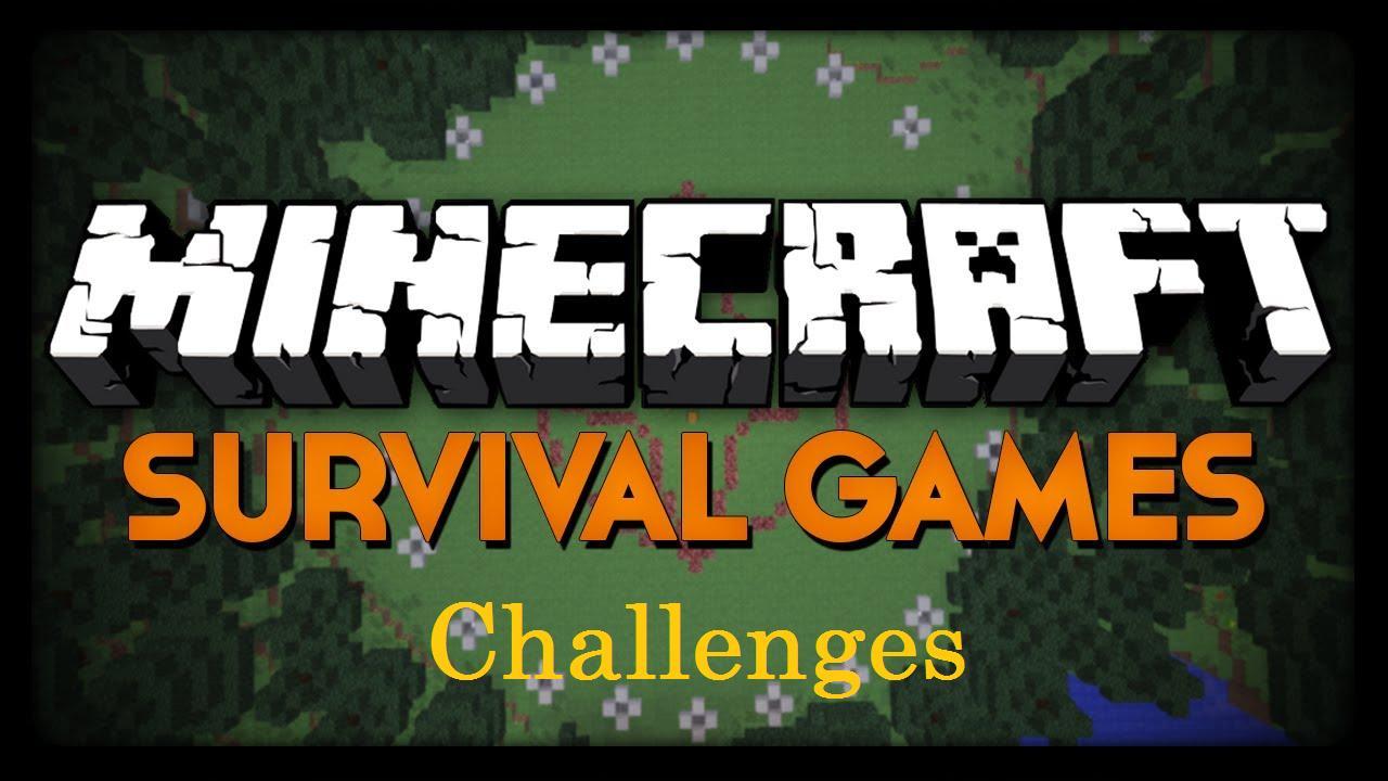 Survival Games Challenges Minecraft Blog - Minecraft hunger games auf deutsch
