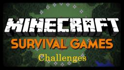 Survival Games Challenges! Minecraft Blog Post