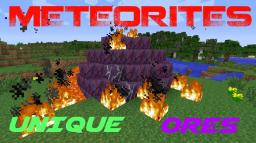 [1.7.2] Unique Ores Mod v0.8.2.1! ADDED METEORITES!