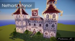 Nethartz Manor | Mini Games Spawn Concept | Minecraft Project