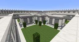 Marble Garden - Dragnoz Contest Entry Minecraft Project