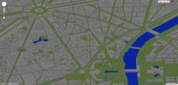 Paris 1:1 Minecraft Map & Project