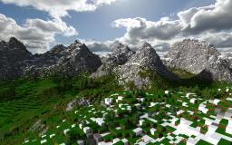 Swiss Alps Minecraft
