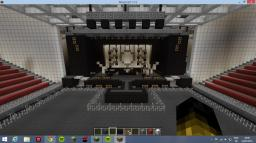 Request: Imagine Dragons Into The Night Tour Stage Minecraft Map & Project