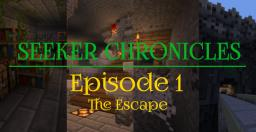 Seeker Chronicles Episode 1 [Adventure Game][1.7] Minecraft Map & Project