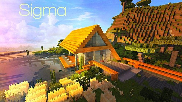 Sigma | A concept home Minecraft Project