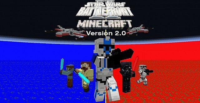 Star Wars: Battlefront 2 Version 2 Minecraft Project