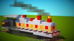 CAKE TRAIN? Minecraft Map & Project