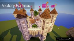 Victory Fortress | Floating Factions Spawn Concept | Minecraft