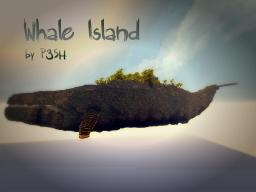 Whale Island Minecraft Map & Project