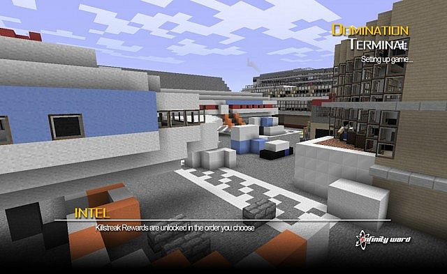 Minecraft Server - Call of Duty MW2.