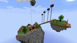 Pirate's Isle - Skies of Arcadia in Minecraft Minecraft