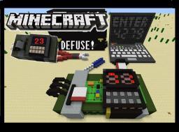 Functional C4 Defuse ! Minecraft