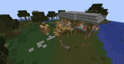 Shrek's Swamp (Extra inventory goodies ;D) Minecraft Project