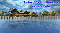 WOK Tudor 'Jedi' Mansion Minecraft Map & Project