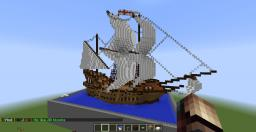 Galleon Minecraft Map & Project