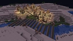 The Desert Of Kyn'run Minecraft Map & Project