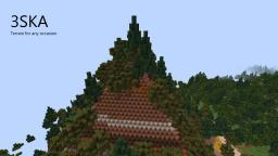 3SKA-Custom Terrain Minecraft Map & Project