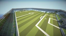 Soccer/Football Field Minecraft Project