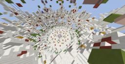 Posterus the Futuristic Spawn Minecraft Map & Project