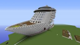 Minecraft Cruise Ship-WIP- Name Suggestions? Minecraft Map & Project