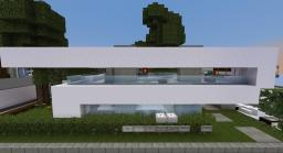WoK: Swerve (modern house) Minecraft Map & Project